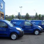 GSE Group Vehicle Signs