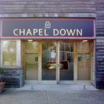 Chapel Down Shop Sign