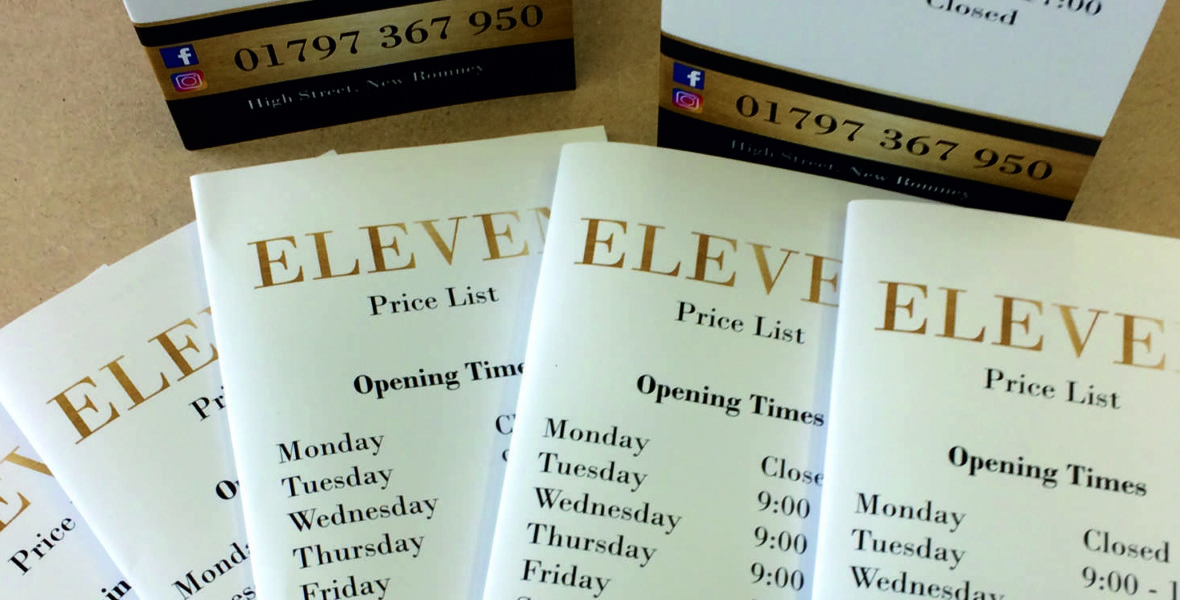 Eleven Hair price list