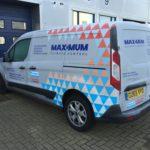 Maximum Climate Control Vehicle Wrap