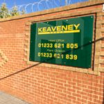 Keaveny External Wall Sign