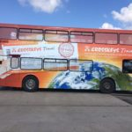 Vehicle Wrap Crosskeys Travel