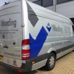 HV Wooding Vehicle Signage