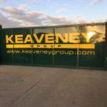 Keaveney Group Signage