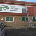 Kent County Stores Signage
