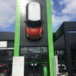 BMW Mini Building