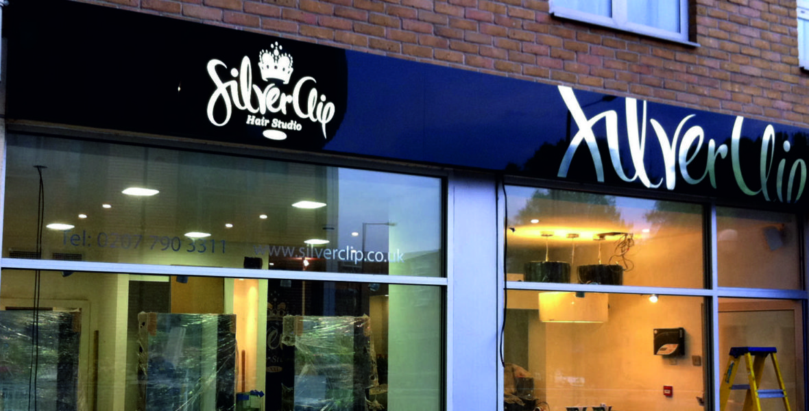 Silver Clips Hair Studio